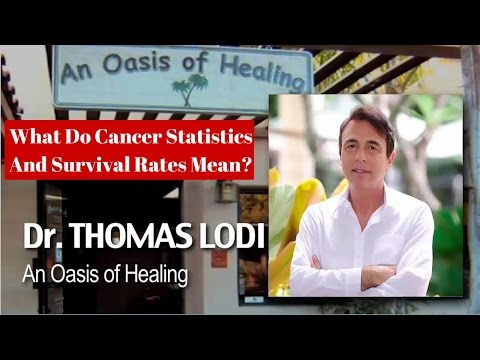 What Do Cancer Statistics And Survival Rates Mean?