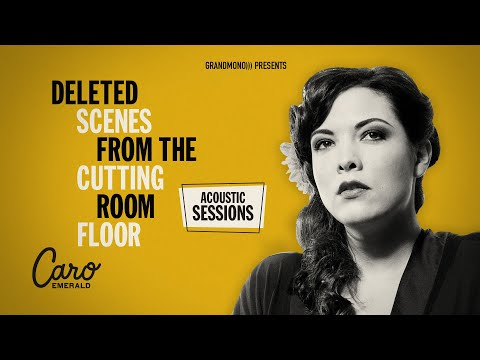 Caro Emerald - Back It Up (Acoustic Version)