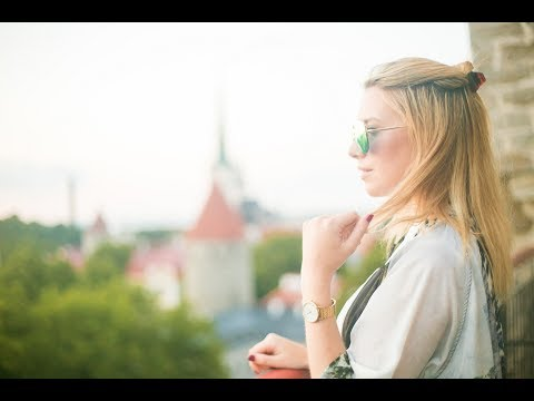 Meet my Girlfriend  | Tallinn, Estonia Travel Vlog
