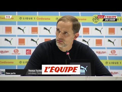 Tuchel «Je déteste jouer sans Mbappé» - Foot - L1 - PSG