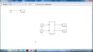7- Commande en vitesse d'un moteur a courant continu en boucle fermé  régulateur PI