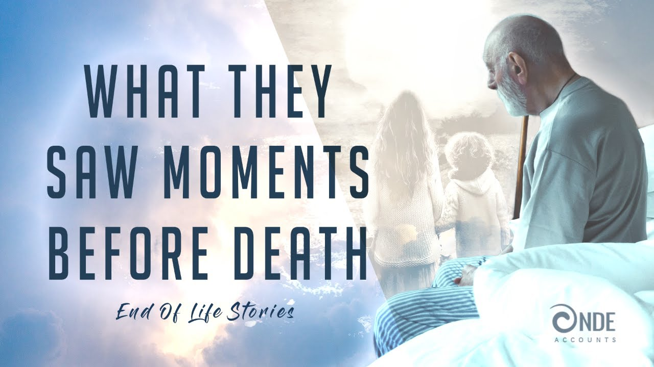 Family & Hospice Stories | Terminal Lucidity | NDE & End Of Life