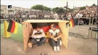 Joko vs. Klaas - MTV Home - Aushalten - Public Viewing (Komplett)