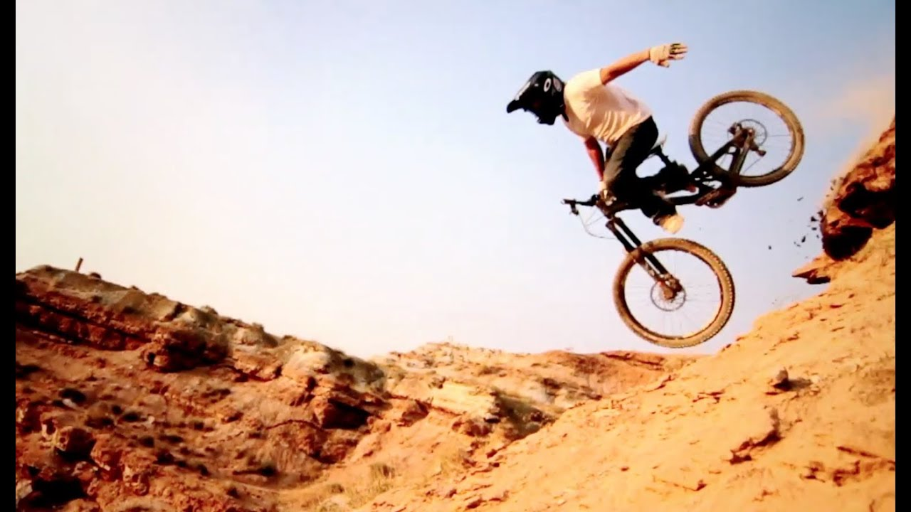 ultimate downhill mtb competition red bull rampage 2012 teaser