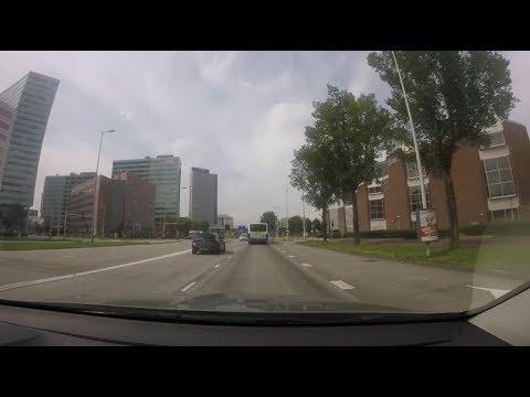 [Roadtrip 3 #34 - Netherlands] Amsterdam-Centrum to P+R Sloterdijk