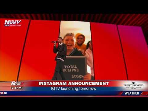 Instagram announces IGTV, a st igtv