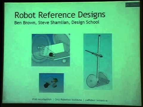 weRobot: Robotics and Community for Learning and Exploration