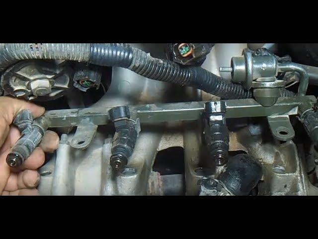 طريقة فك بخاخات السيارة بنفسك وبأسهل الطرق How To Unpack The Car Sprays Youtube