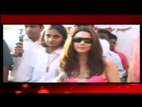 Preity Zinta dating businessman  Ness Wadia