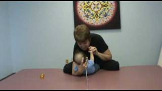 Organizing Sitting Up in Children with Special Needs