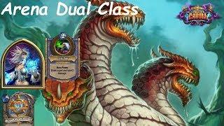 Hearthstone: Arena Dual Class -  Tempo Mage / Warlock #4: Boomsday (Projeto Cabum)