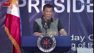 Duterte galit na ibinahagi ang pagdurusa ng mga Pinay sa ilang Arab tribes