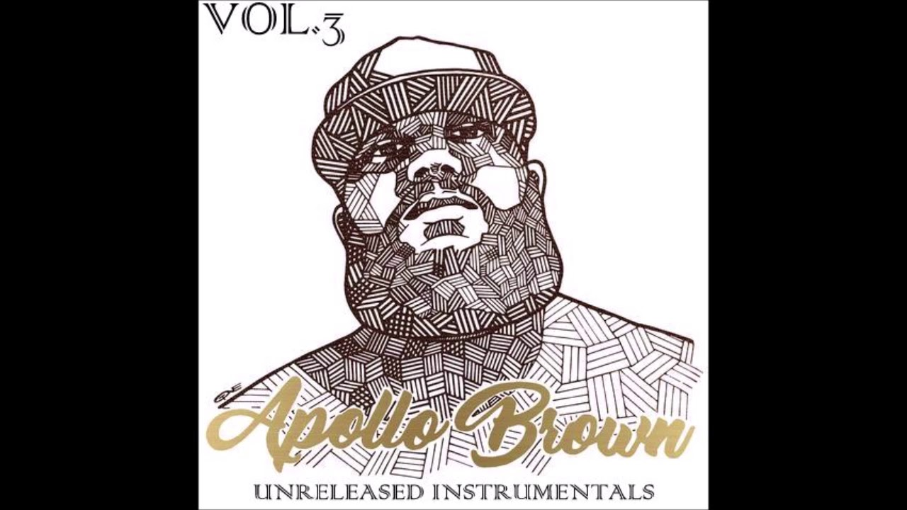Apollo Brown | The Unreleased Instrumentals, Vol  3 🎵 (Full Album)
