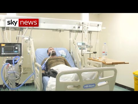 COVID-19: Lebanon's health service close to collapse as case numbers surge