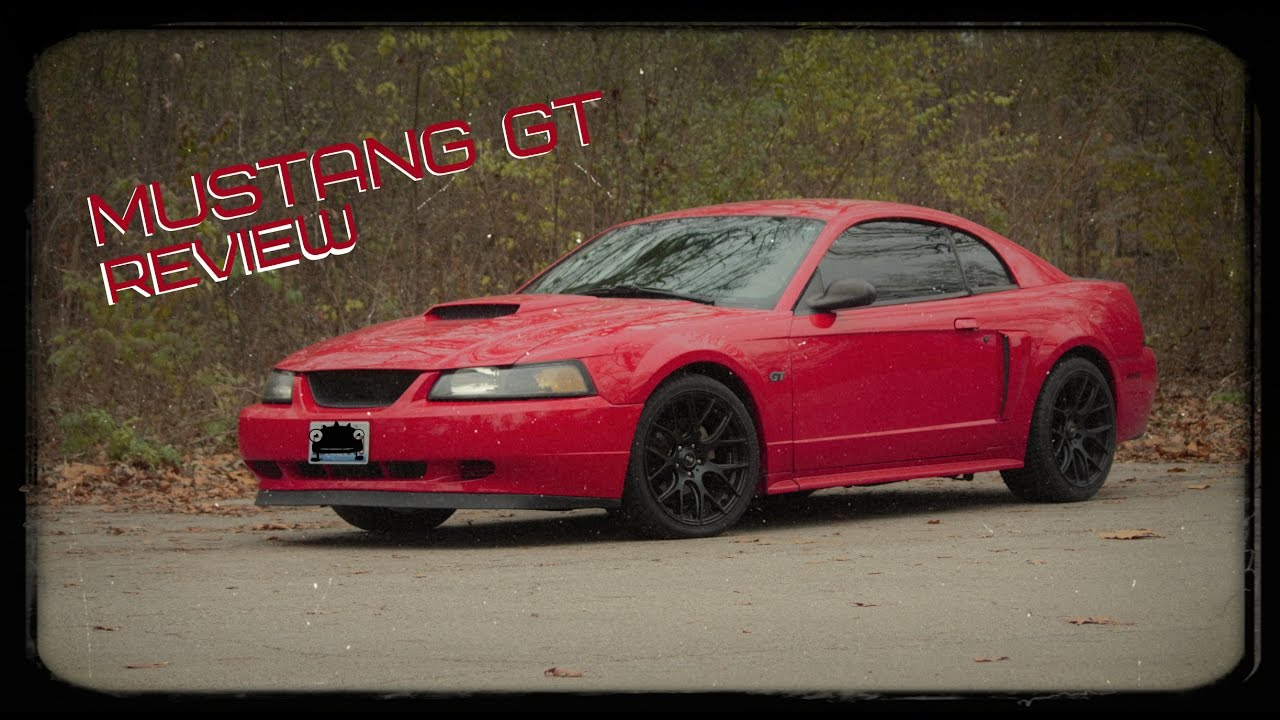 2003 mustang gt review
