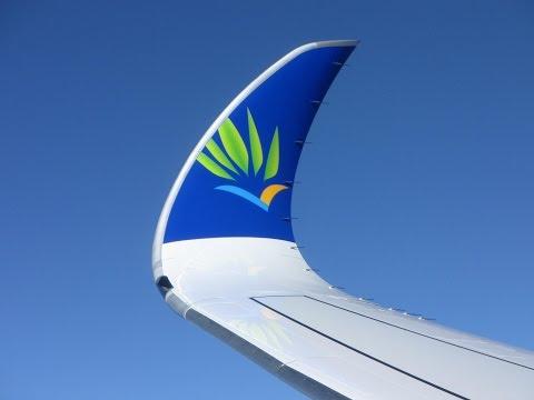 [Flight Report] AIR CARAIBES | Paris ✈ Pointe-à-Pitre | Airbus A350-900 | Premium Eco