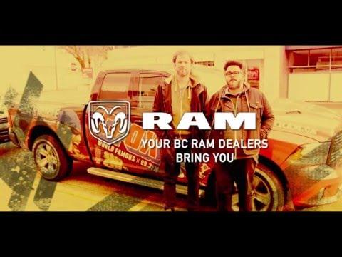 Cfox Ram Jam -  Wintersleep - Amerika (LIVE)