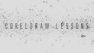 Как нарисовать логотип в CorelDRAW