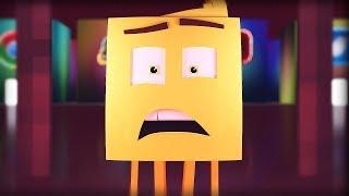 Эмоджи фильм в Майнкрафте (Пародия) [Minecraft Анимация, На Русском]