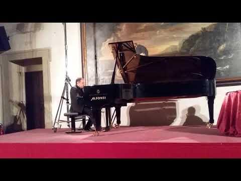 Ariccia, Costantino Catena in concerto a Palazzo Chigi
