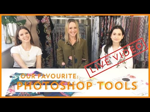 :: OUR FAVOURITE PHOTOSHOP TOOLS ::   Longina Phillips Designs