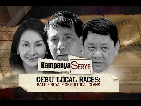 Kampanya Serye: Cebu local races, Battle royale of political clans