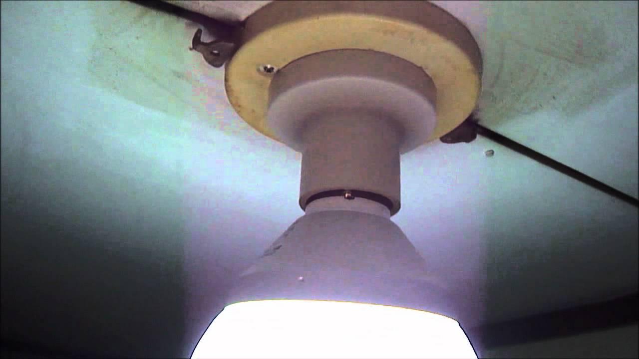 キッチンにled電球取り付けた - youtube