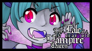hatsune miku the tale of a 10 year old vampire queen original song