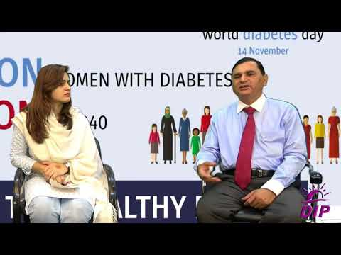 Diabetes and Insulin Explained By Dr Javed Iqbal | Ziabetus Discipline Ka Ik Bahana (Program # 12)