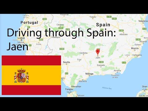 Driving In Spain: Jaen