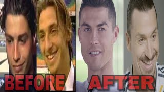 Non-English Footballers Speaking English | Footballers English Interviews Before vs Now