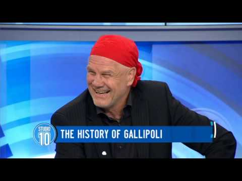Peter FitzSimons: The History of Gallipoli