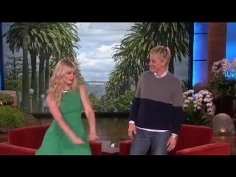 Beth Behrs interview ellen
