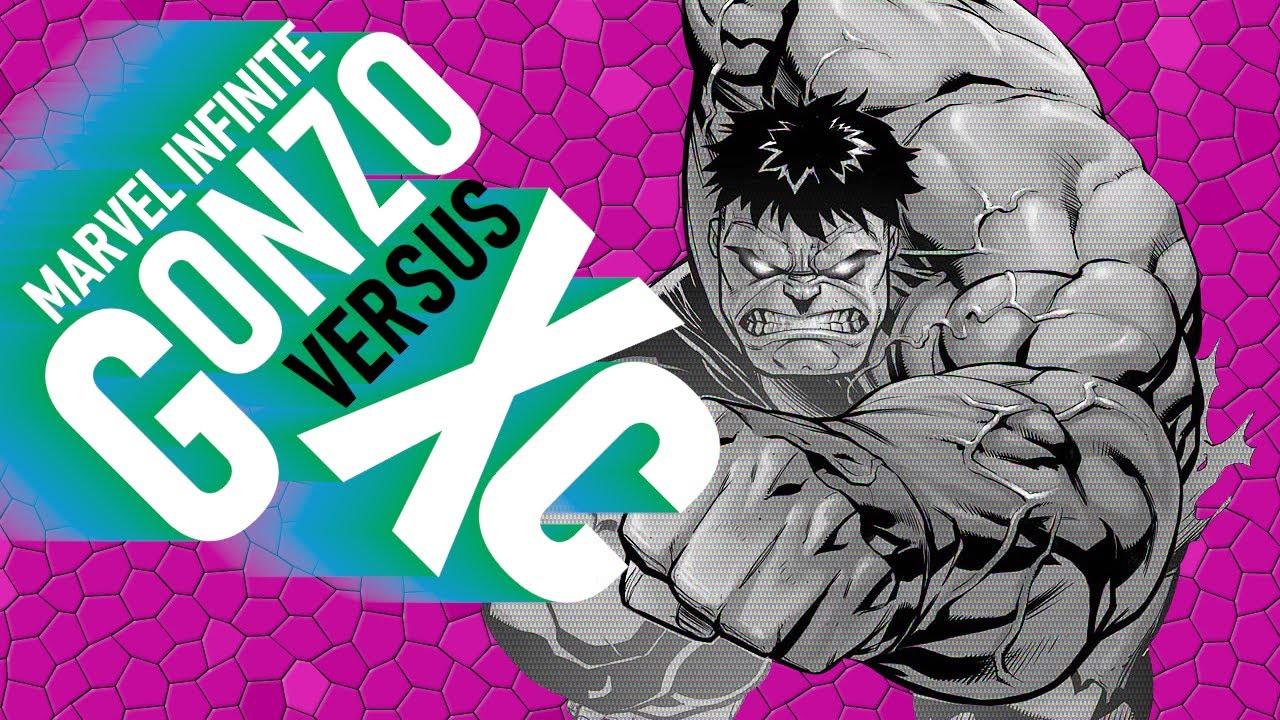 Marvel vs Capcom Infinite - GONZO vs XC