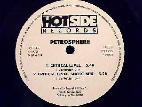 Petrosphere - Critical Level
