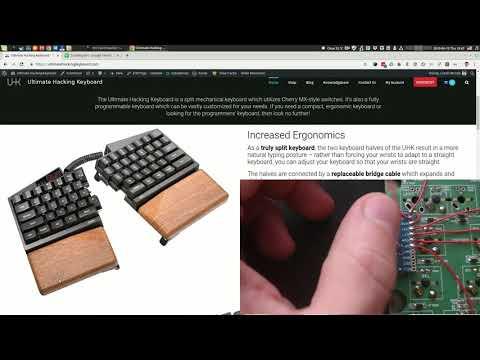 prototype – Ultimate Hacking Keyboard