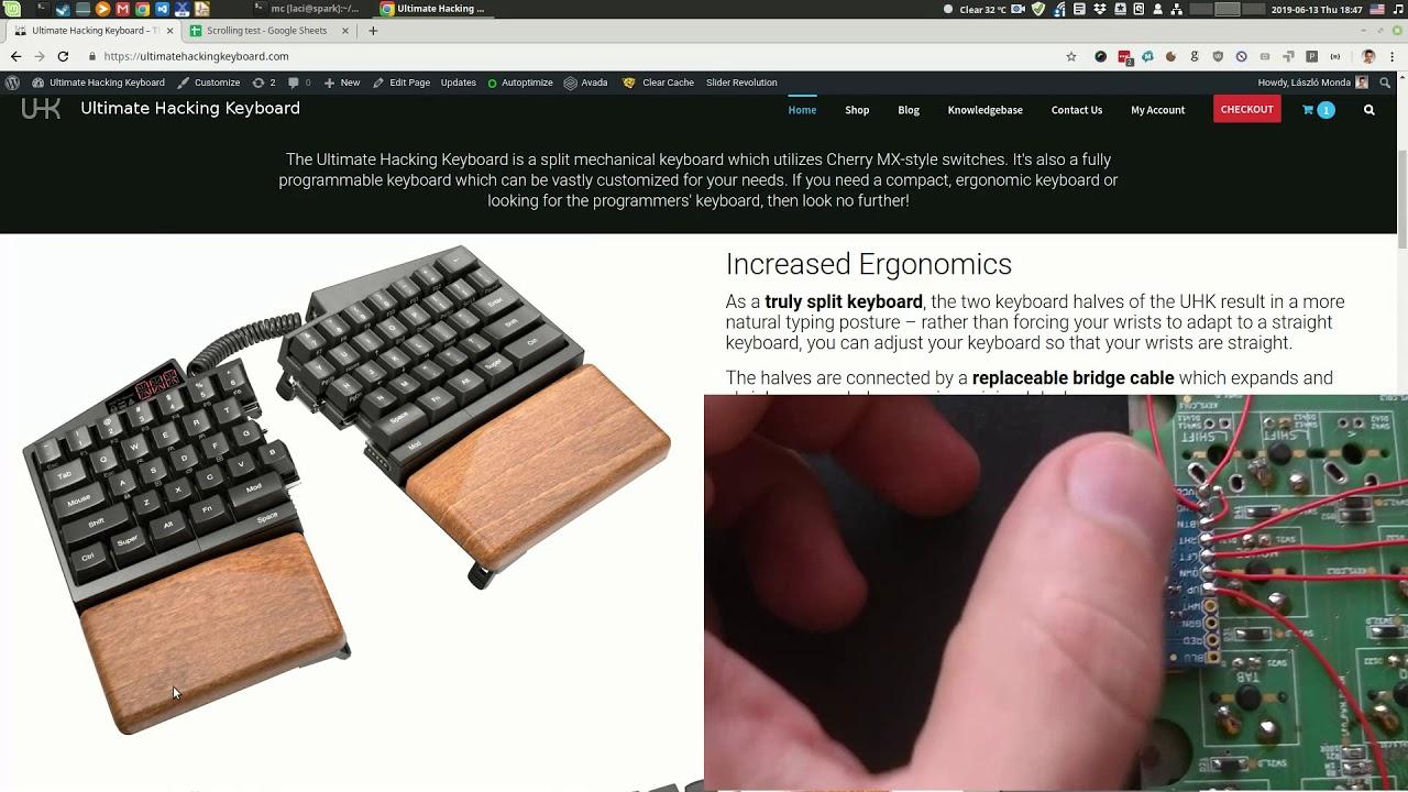 news – Ultimate Hacking Keyboard