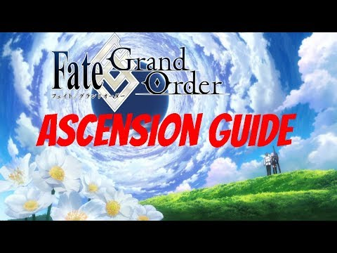 FGO NA Ascension Guide: How to Farm All Ascension Items