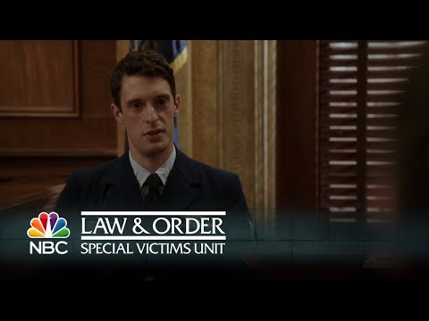 Respect Your Commander - Law & Order SVU Highlight