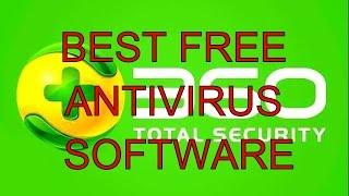 Best Free Antivirus & Optimization 360 Total Security Solution