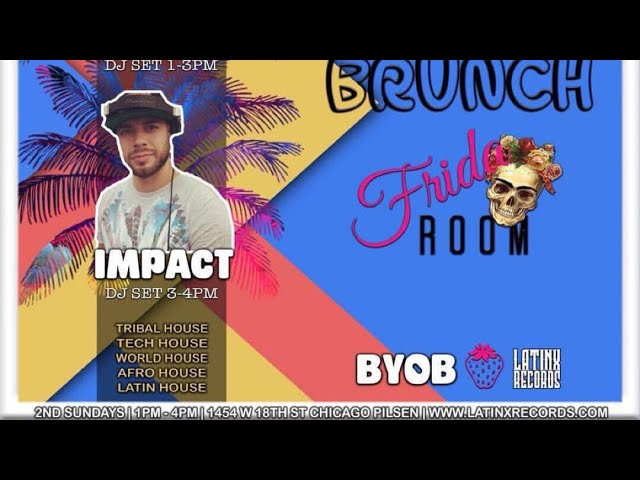 IMPACT LIVE AT PONCHIS PONCHIS BRUNCH 9.9.2018