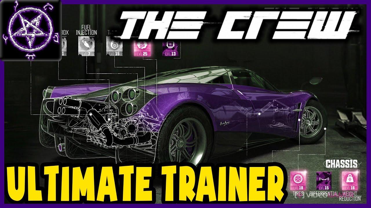 The crew unlimited money bucks cash trainer