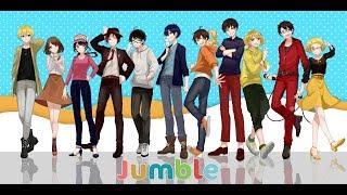 アソブンジャー / Jumble 〔Music Video〕