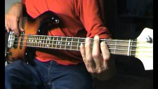 Belinda Carlisle Heaven Is A Place On Earth Bass Cover