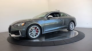 2019 Audi RS 5 Coupe Lake forest, Highland Park, Chicago, Morton Grove, Northbrook, IL A191570