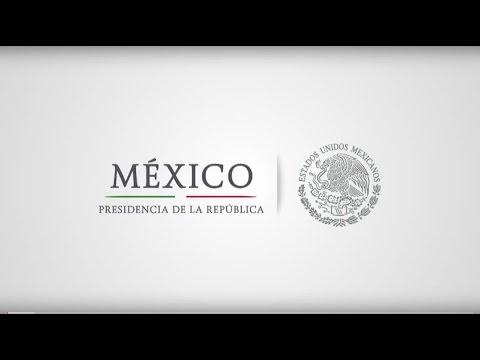 Mensaje del Presidente de los Estados Unidos Mexicanos, Enrique Peña Nieto