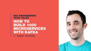 How to Build 1000 Microservices with Kafka and Thrive - Natan Silnitsky
