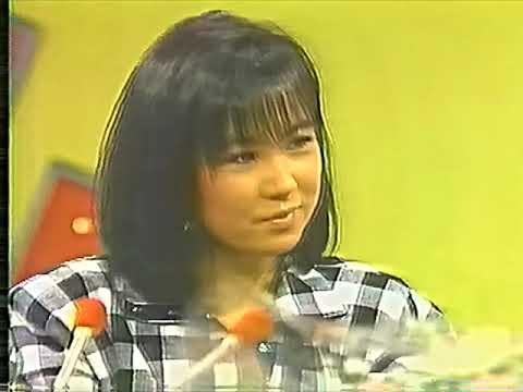 1984年 テレホンショッキング 池上季実子〜八神純子