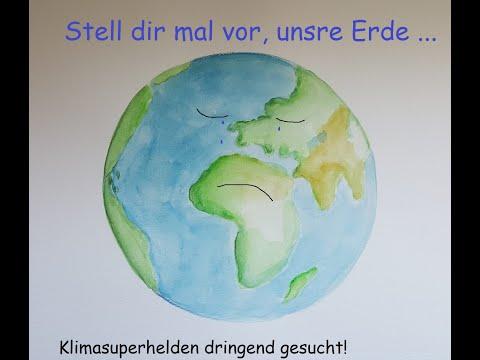 Stell Dir mal vor unsere Erde - Umweltschutz - Kinderlied - Tijo Kinderbuch