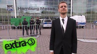 Schlegl in Aktion: G20 ist geil
